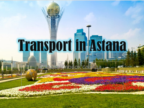 Transport in Astana